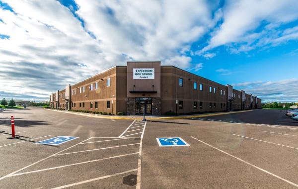 Spectrum High School
