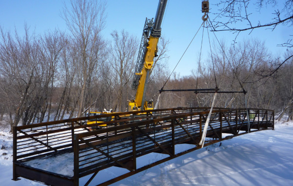 Sand Creek Bridge Replacement